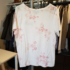 Lane Bryant Tops - GLAMOUR Watercolor Shirt